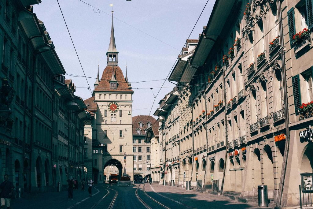 Kafigturm, Bern